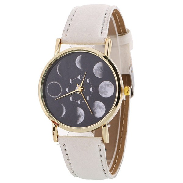 Fashion Moon Phase Series Bracelet Watch Women s Watch Fashion Personality Woman 14