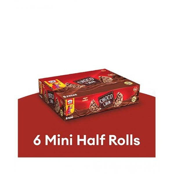 peek freans choco lava biscuit mini half roll pack of 6