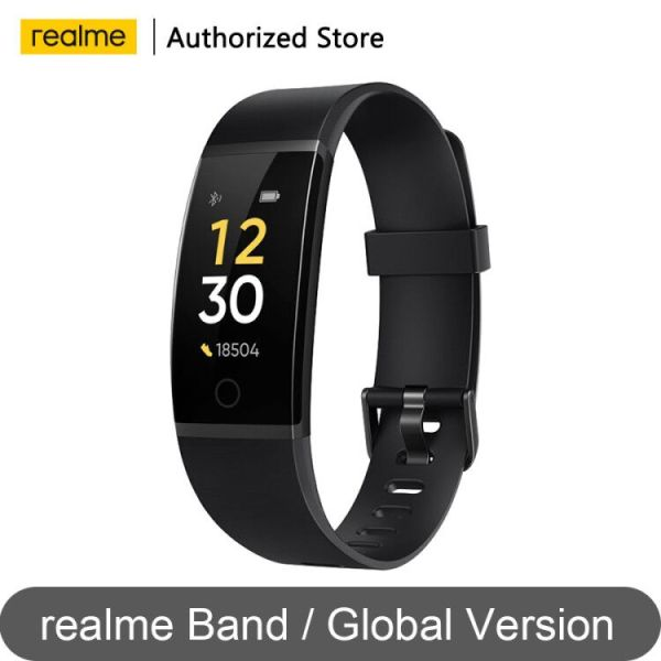 realme Band Smart Bracelet Large Color Screen Band Smartband Real time He 2