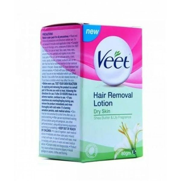 veet hair removal lotion for dry skin 80gm
