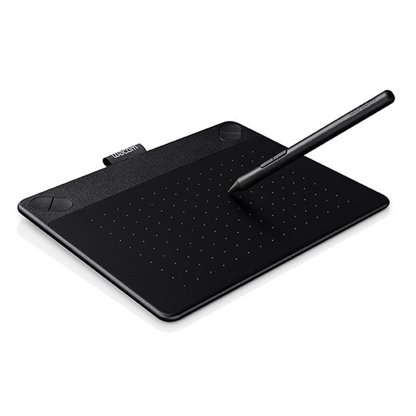 Wacom Intuos Art CTH 490 Pen Touch Digital Graphic Drawing Tablet Pad 2048 Pressure Levels Sma | Online In Pakistan