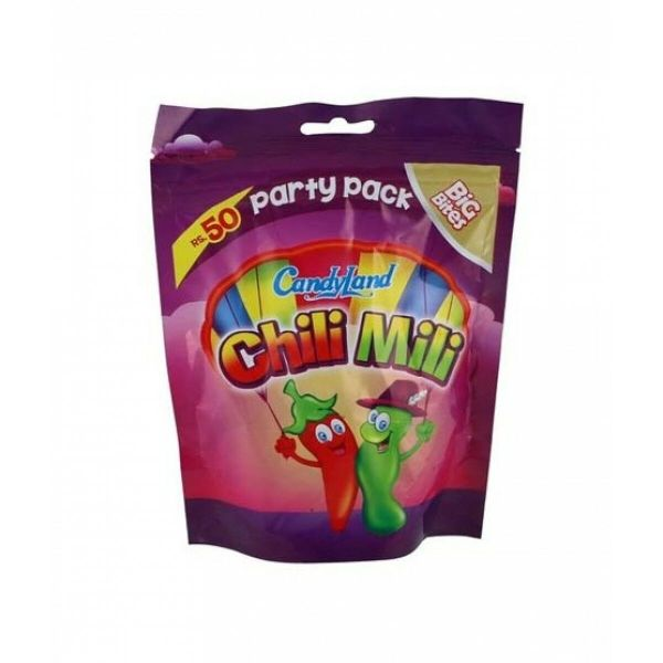 candyland chilli mili jelly party pack