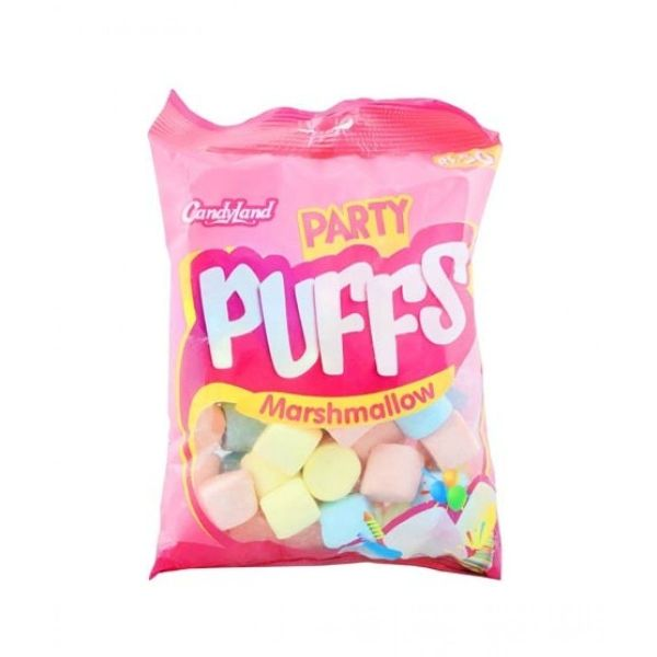 candyland puff color marshmallow party pack