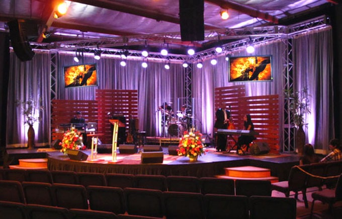 How Churches And School Stages Can Save Money On Drapery