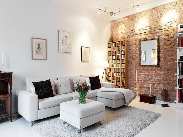 Simply Light And Modern Interior Design And Decor, Small