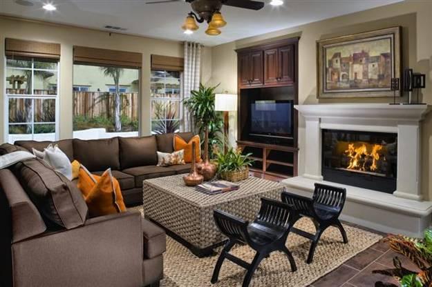 Living Room Design Ideas With Fireplace And Tv Novocom Top