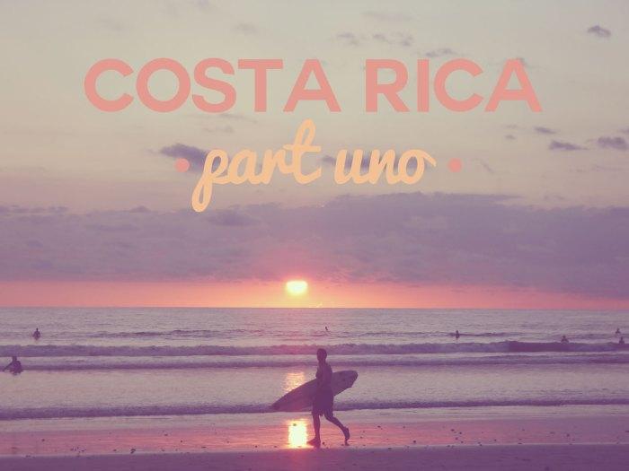 Santa Teresa, Costa Rica