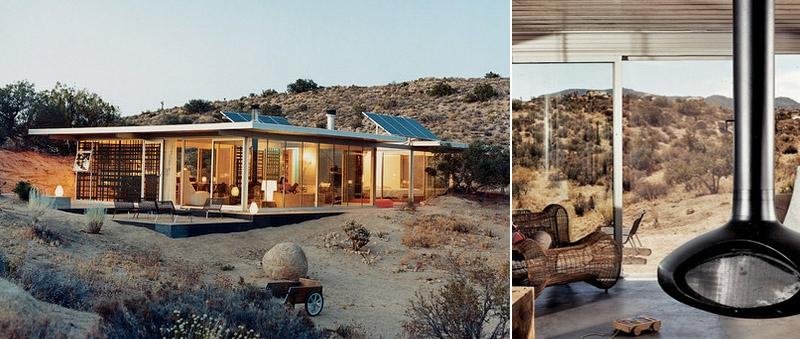 Off-Grid House, Pioneertown, CA   Modern Vacation Rentals