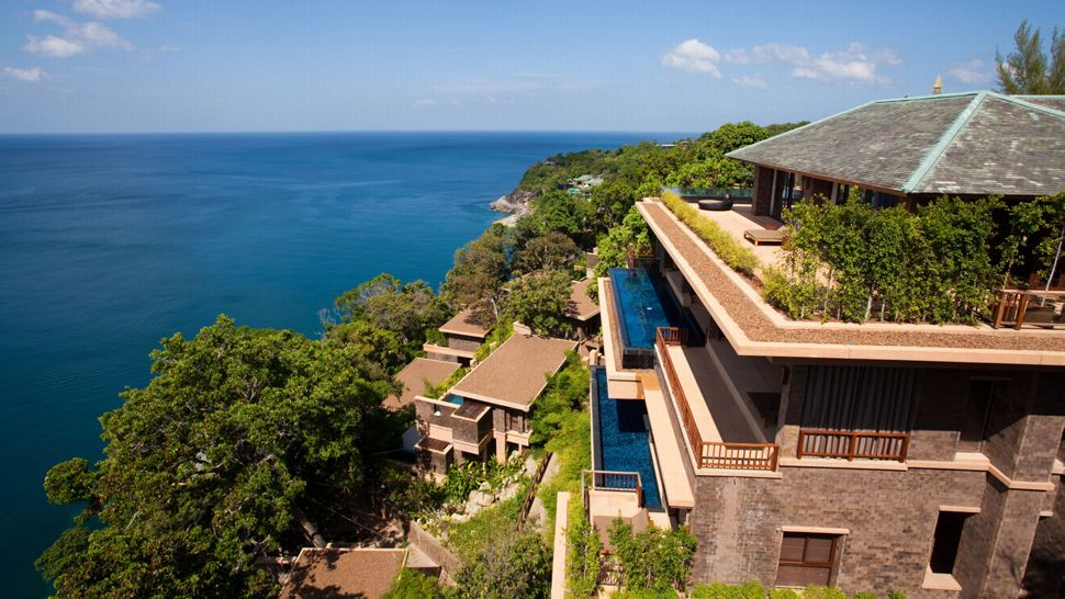 Paresa Resort, Phuket Thailand