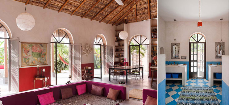Todos Santos House, Mexico   Modern Vacation Rentals