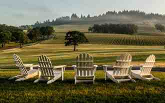 Stoller Family Estate, Oregon | wineries with a view