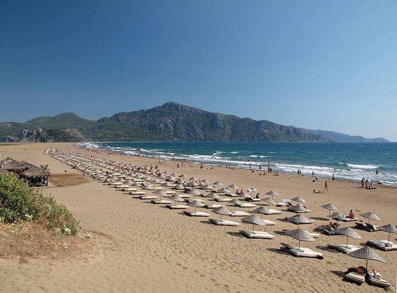 Iztuzu Beach, Turkey | Most Beautiful Beaches