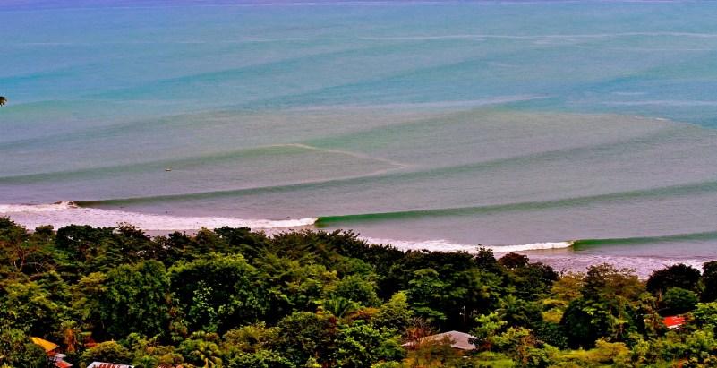 Surf in Costa Rica Pavones