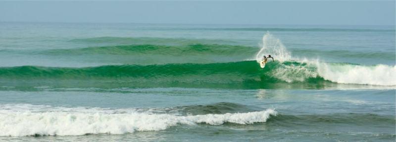 Surf in Costa Rica Playa Esterillos Oeste