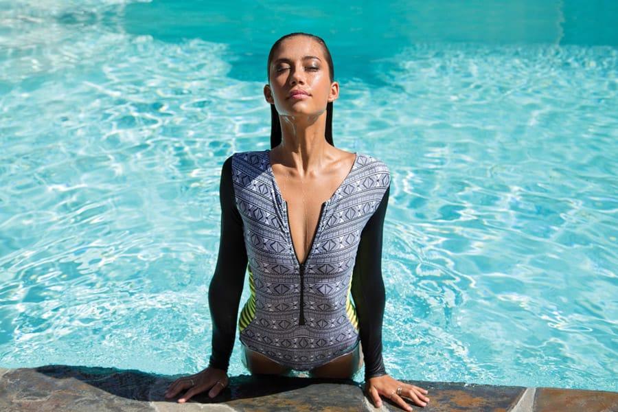 Sexy sporty swimwear | Issa de Mar | Makena surf suit
