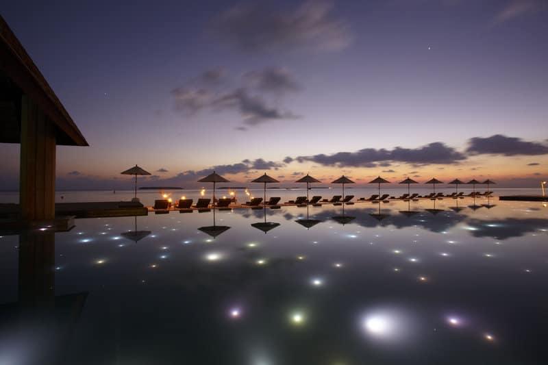 Most Beautiful Pools In The World | Anantara Kihavah, Maldives