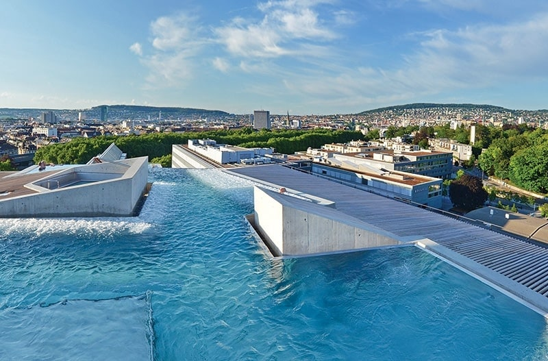 Most Beautiful Pools In The World | B2 Zurich