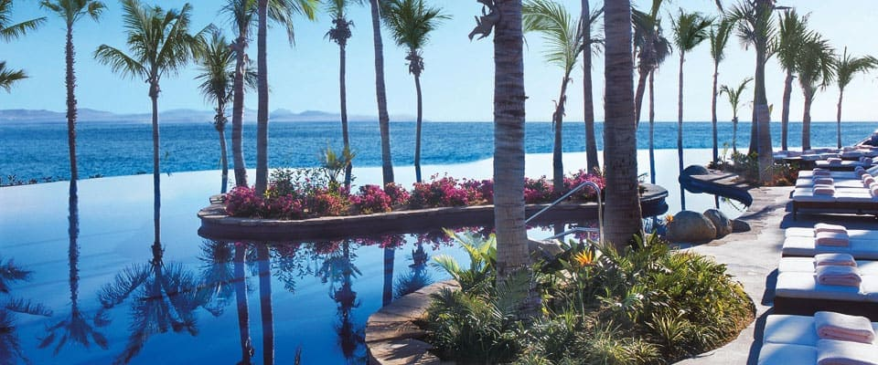 Most Beautiful Pools In The World | One & Only Palmilla