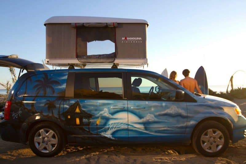6 Camper Van Rentals for the Ultimate California Coast Road Trip / Escape Campervans