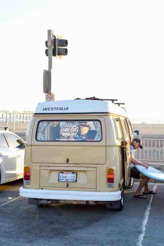 Epic VW Bus and Vanagon Rental in California / Vintage Surfari Wagons