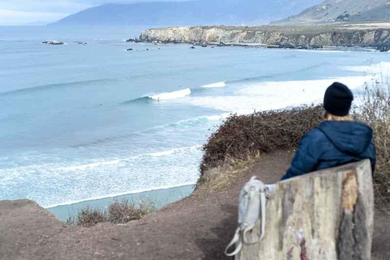 Best beach camping in California / Plaskett Creek Big Sur