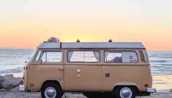 Camper Van Rentals For The Ultimate California Road Trip - Volkswagen in california