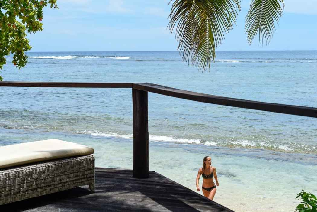 Sinalei Reef Resort & Spa / A Luxury Beachfront Samoa Resort