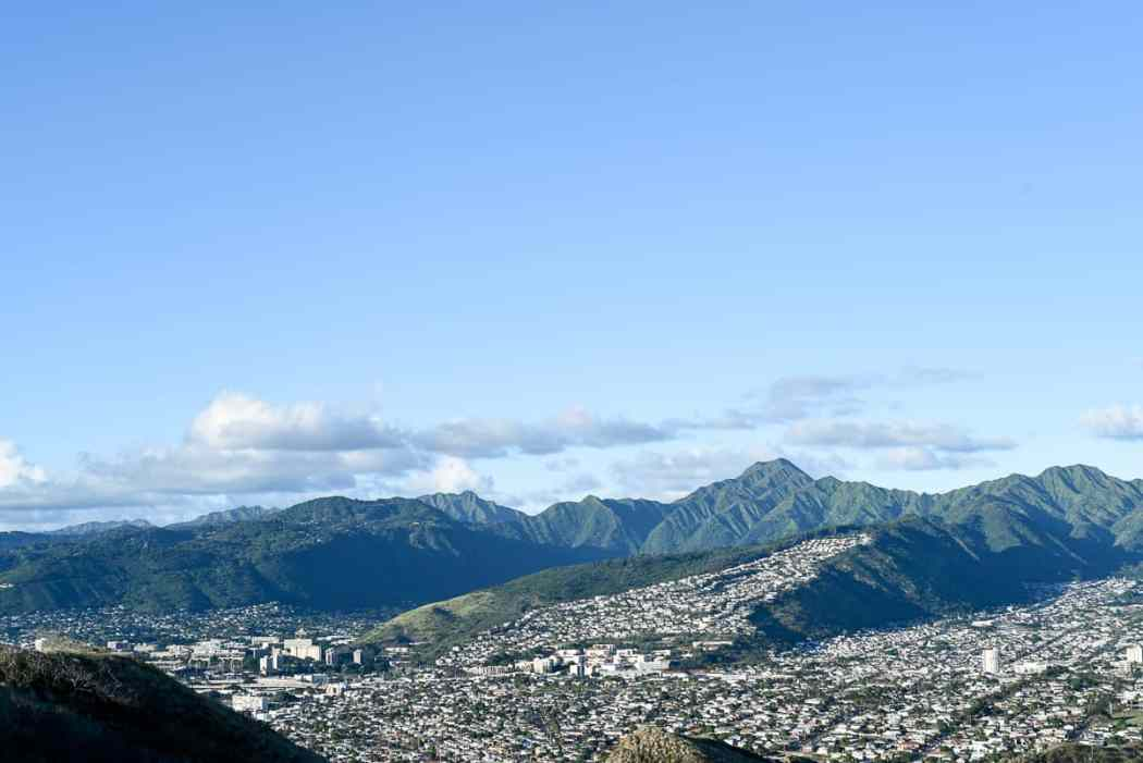 Diamond Head hike / Honolulu Hawaii