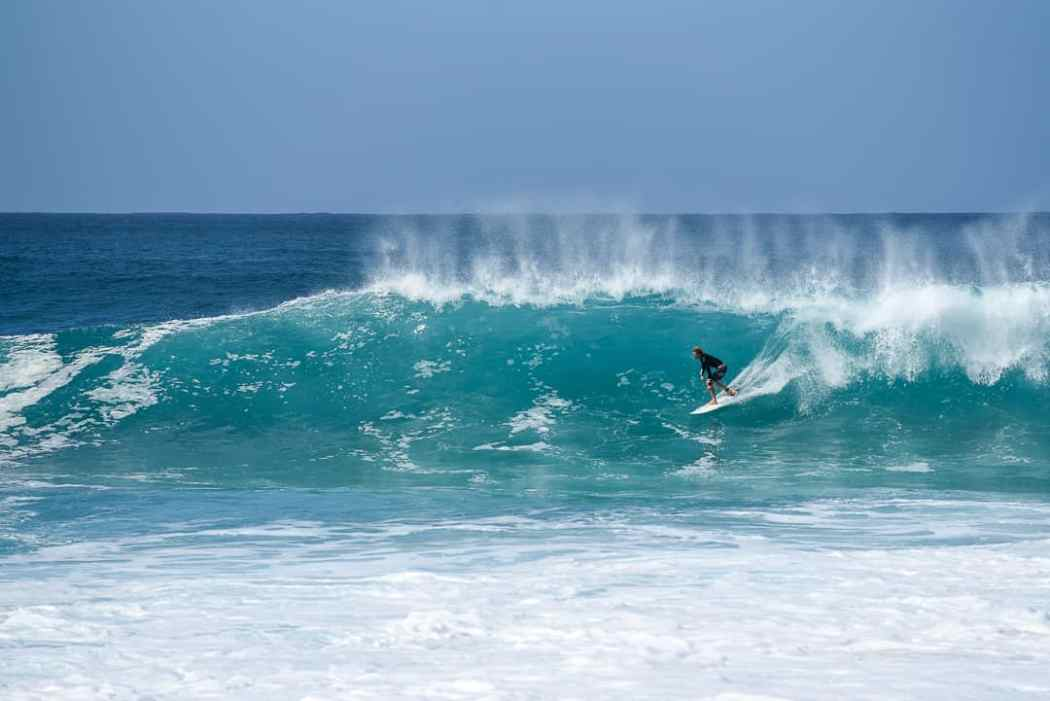 John John Florence Off-The-Wall / North Shore, Oahu