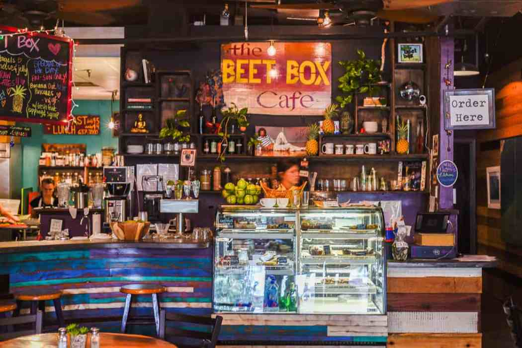 North Shore Oahu / Beet Box cafe