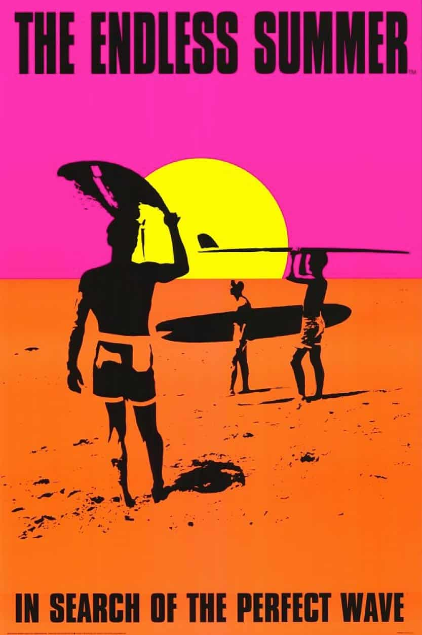endless summer movie original poster