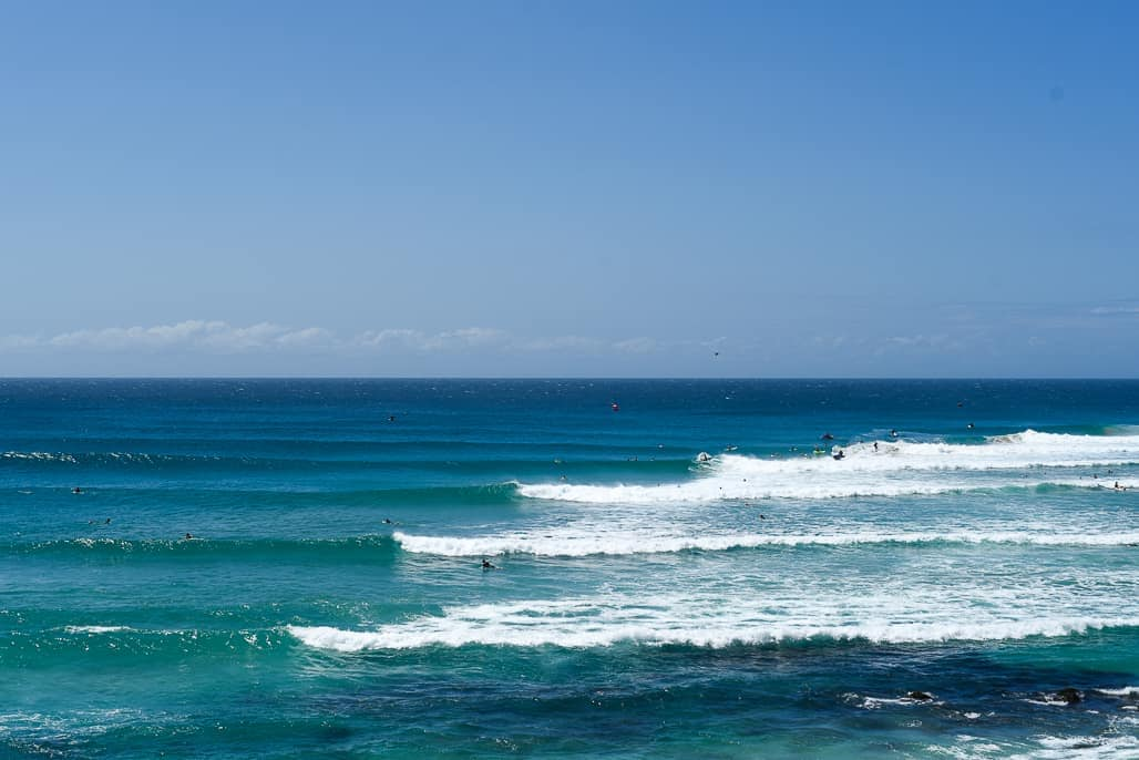 gold coast surf snapper rocks