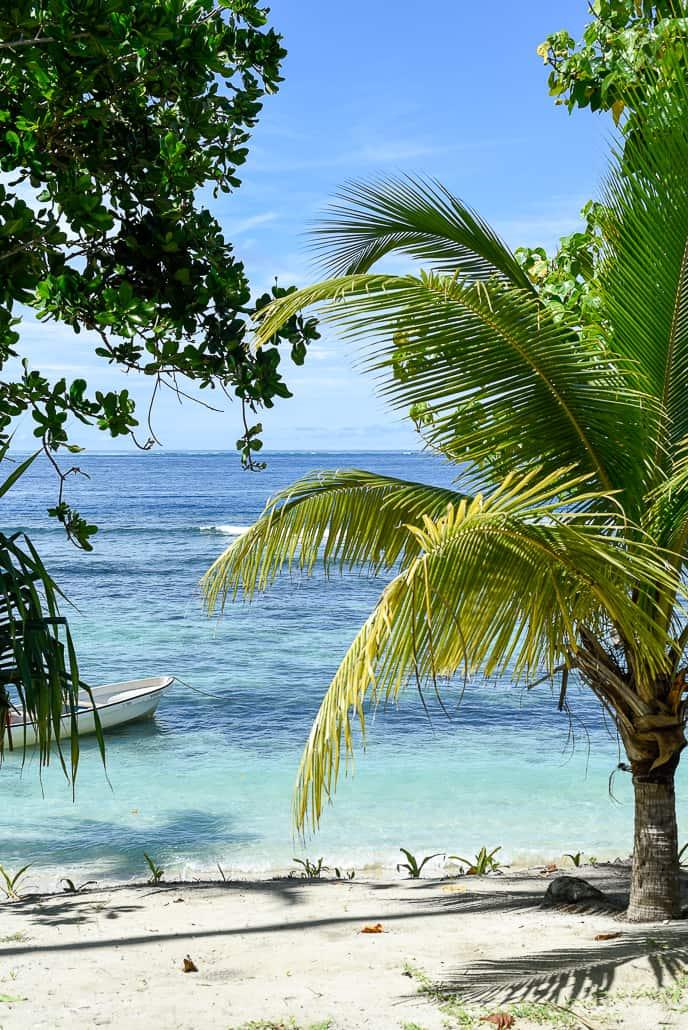 maqai eco surf resort Fiji islands Qamea island