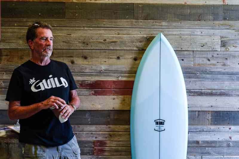 the guild surfboards