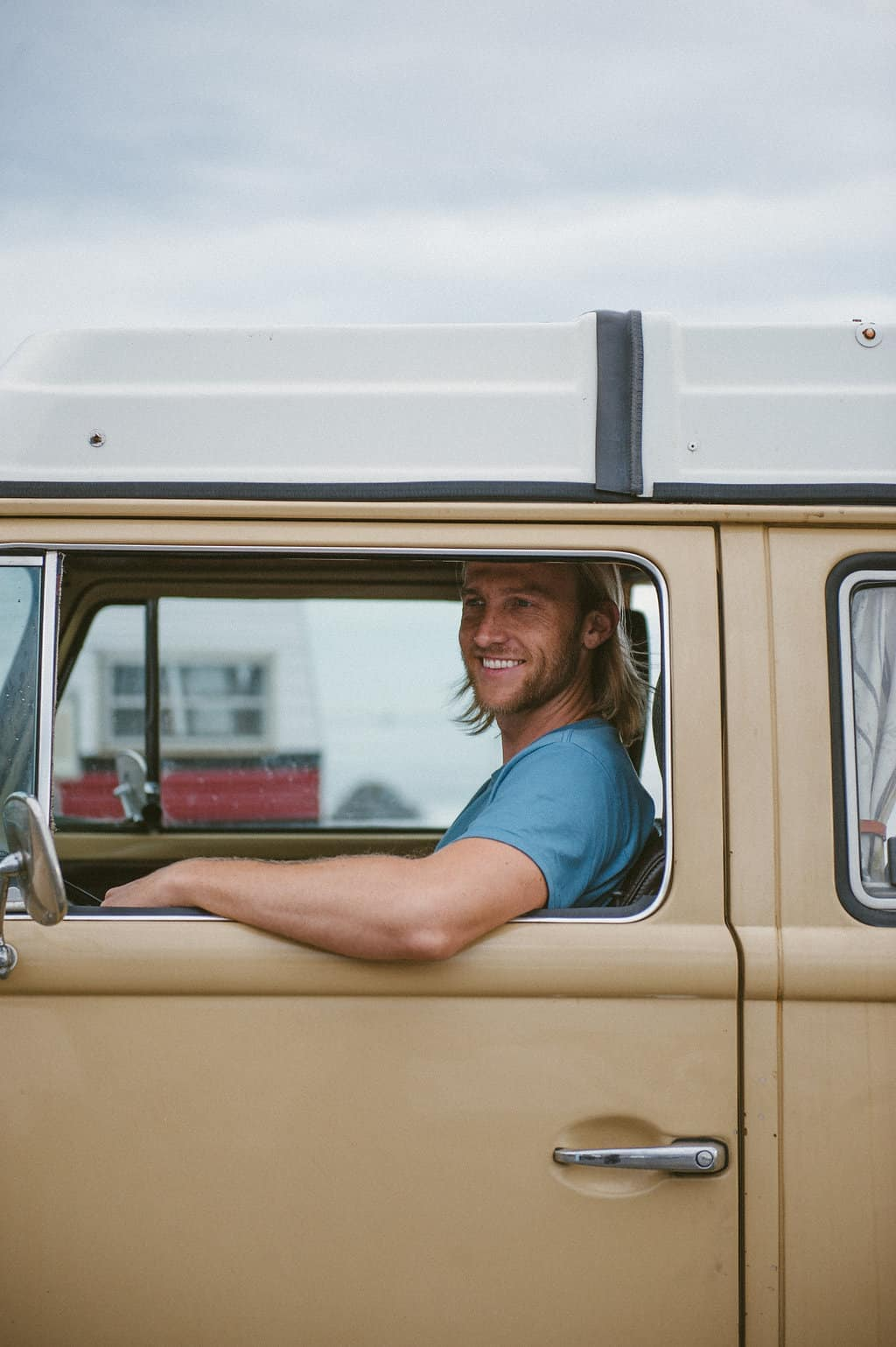 vw bus road trip