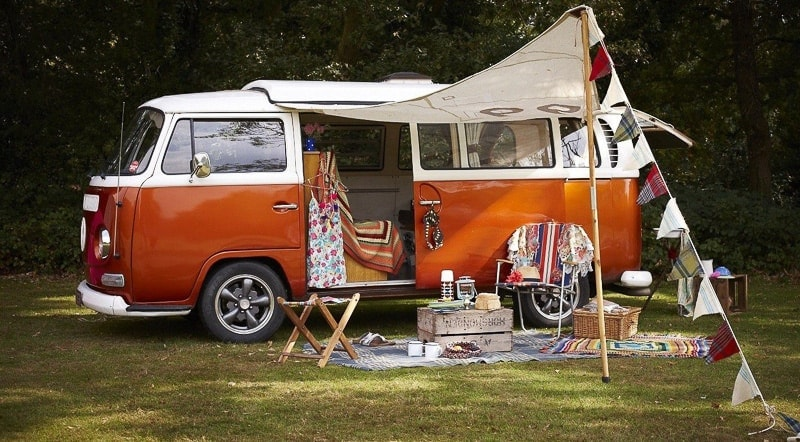 campervan hire uk