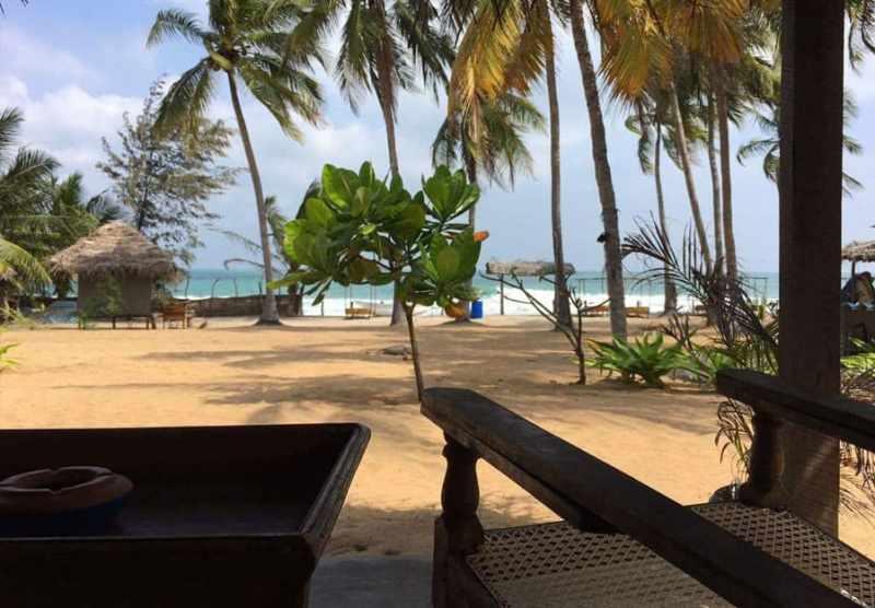surfing sri lanka upali beach surf resort