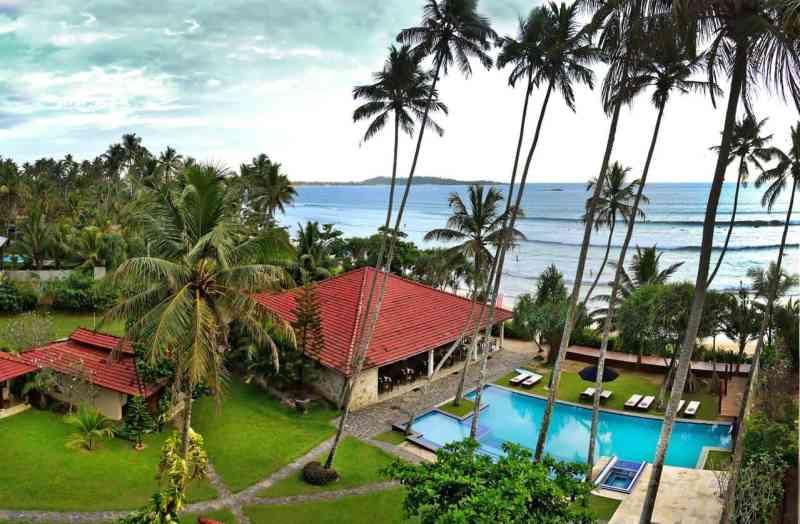 surfing sri lanka weligama bay resort