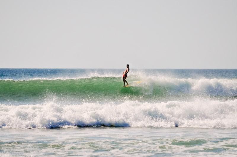 tamarindo costa rica / surf guide