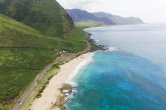 Oahu Hawaii Beach