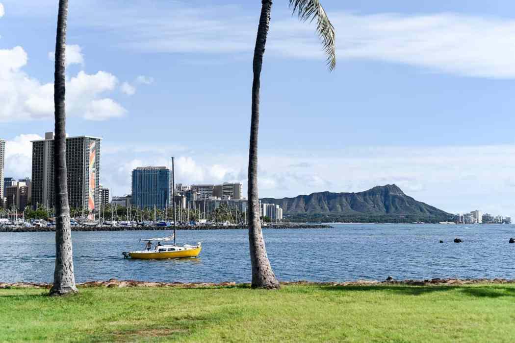 Oahu Hawaii / Honolulu