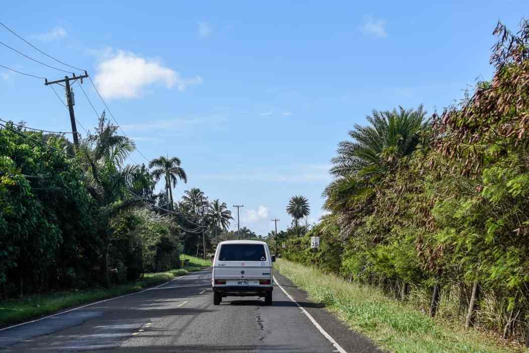 Oahu Hawaii rental car