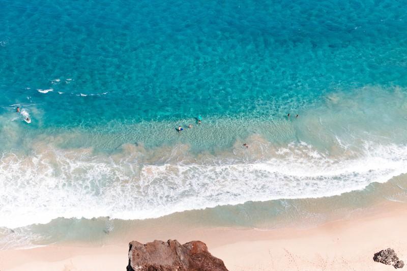 Waimanalo Beach Oahu Hawaii