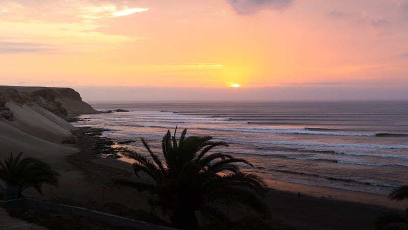 chicama peru surf