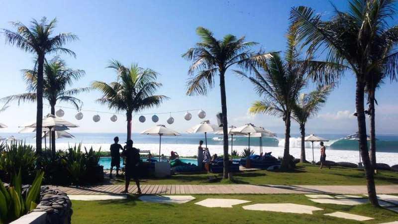 bali hotels surfing