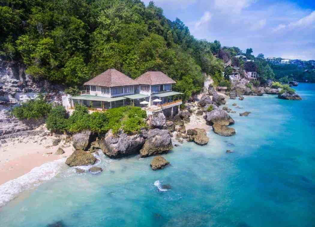 bali hotels villa impossible