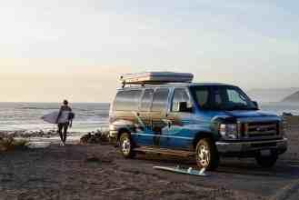 highway 1 road trip surfing California