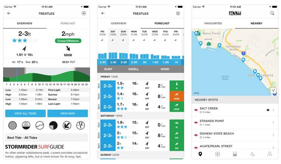 surf apps magicseaweed