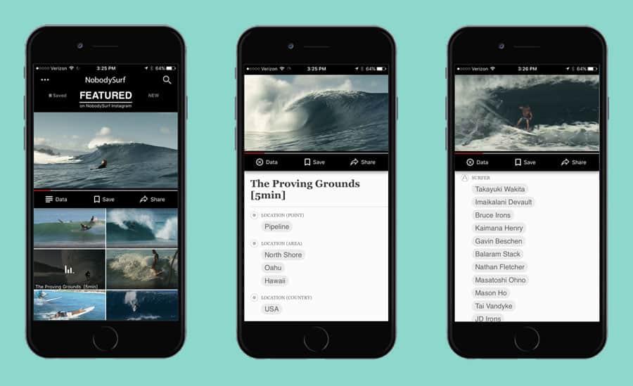 surf apps nobody surf