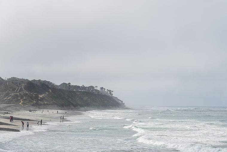 June Gloom California